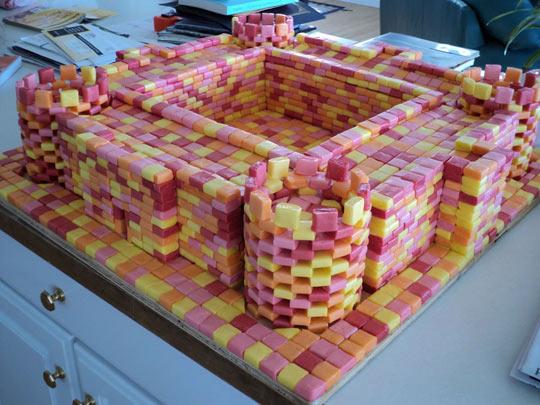 A Starburst Castle