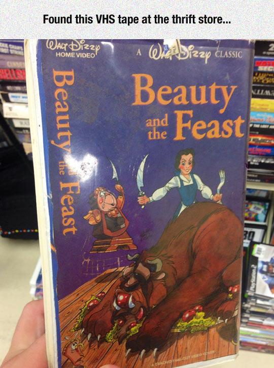 cool-video-VHS-Beauty-Beast