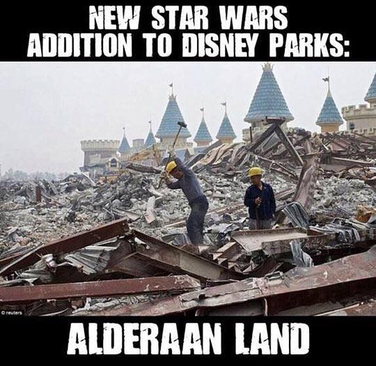 Disneyland Paris Is Remodeling For Star Wars