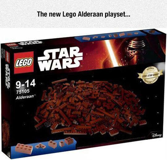 New Lego Playset