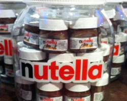 Nutella Mom
