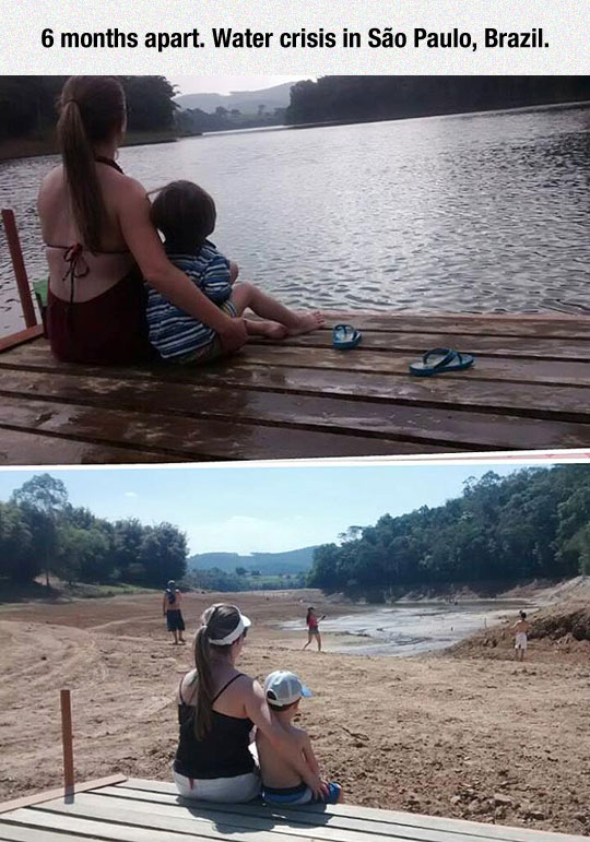 What The Water Crisis Is Doing To Brazil
