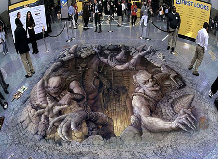 Amazing street artwork