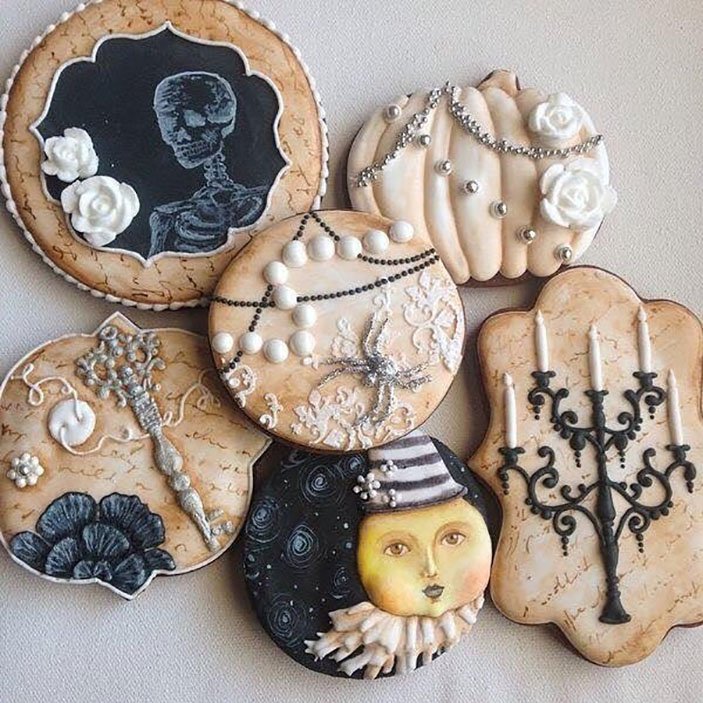Awesome Halloween Cookies