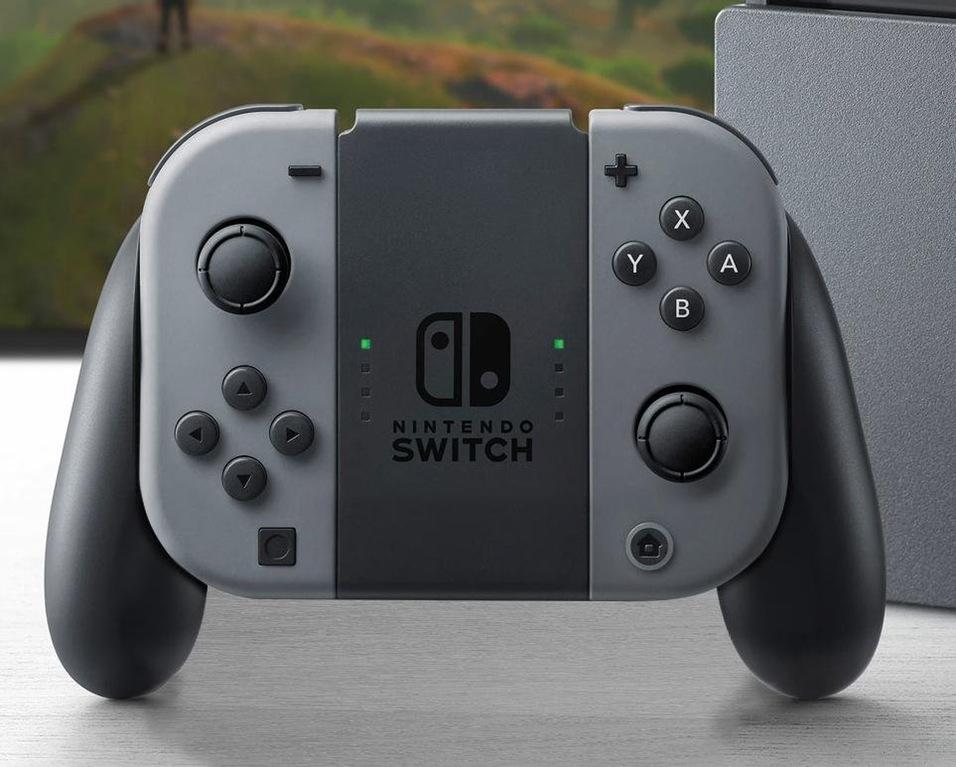 Nintendo Switch Symmetry.