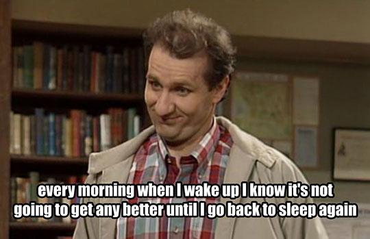 Wise Words Of Al Bundy