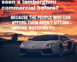 Lamborghini Commercial