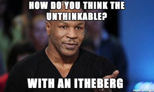 Question For Tyson