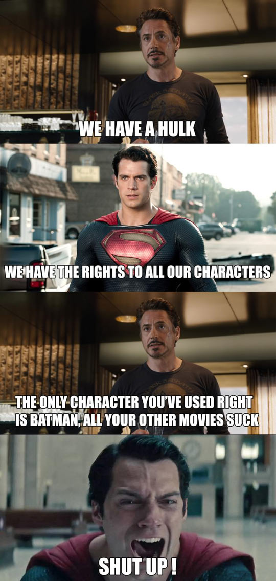 DC Keeps Struggling To Make Good Movies