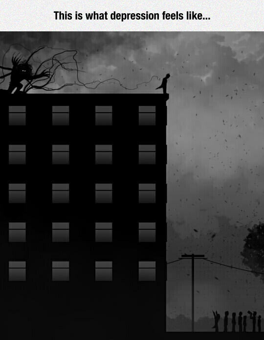 Depression Illustrated