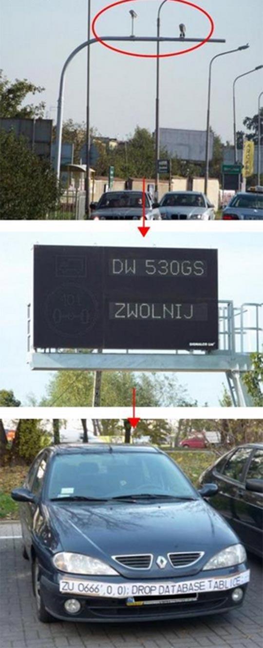 Smartest SQL Injection Attempt Ever