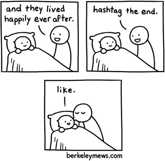 The Modern Bedtime Story