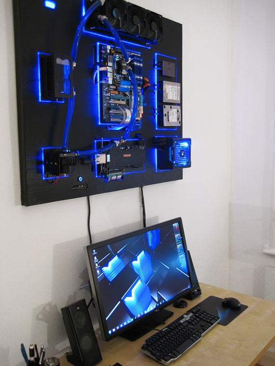 This PC Looks Like An Art Piece