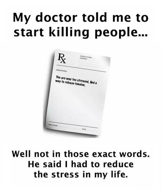 cool-doctor-prescription-stress-release