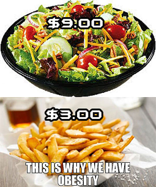 cool-expensive-salad-cheap-fries