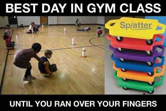 Those Gym Class Days