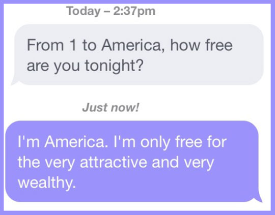 So How Free Are You?