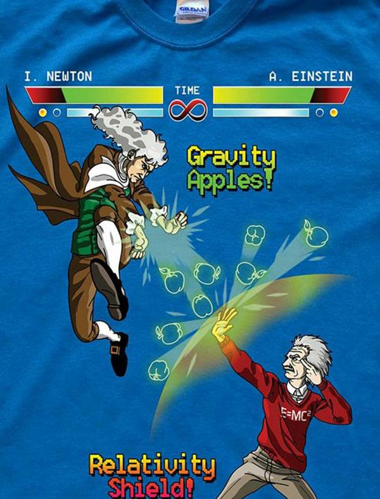 cool-physicist-battle-videogame-cartoon-Einstein