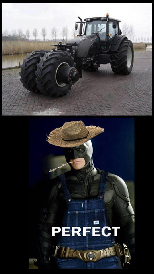 Dark Farmer