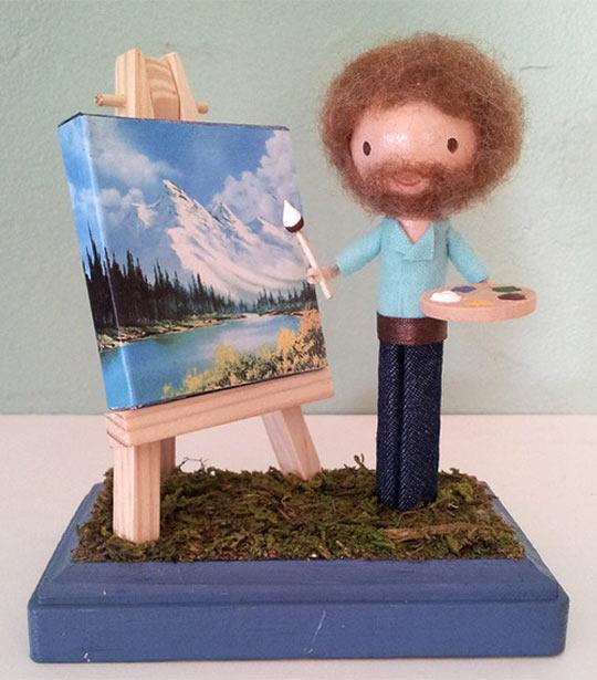 funny-Bob-Ross-doll