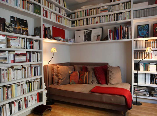 home-library-bed-spot
