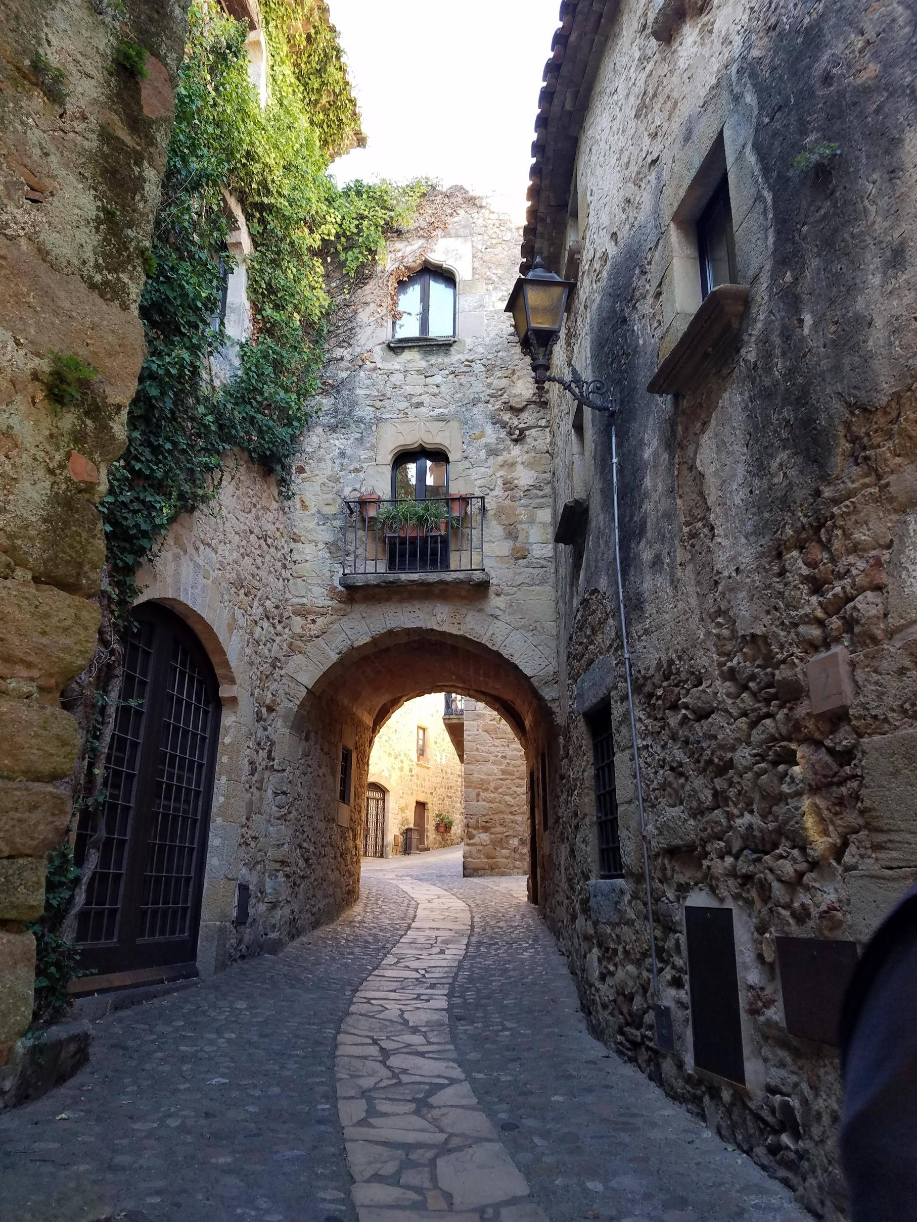 A tiny village outside Girona, Spain