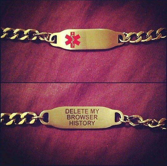cool-medical-warning-chain-browser-history