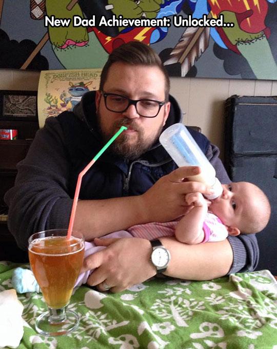 funny-dad-achievement-baby-bottle