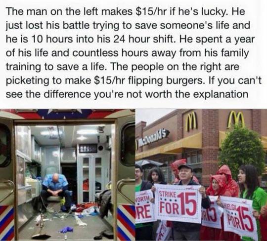 funny-minimum-wage-Mc-Donalds-strike
