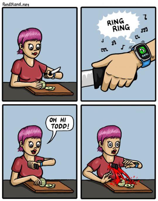 Apple Watch Can Be Dangerous