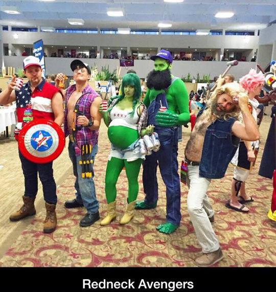 Avengers From The South
