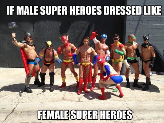 Fabulous Superheroes