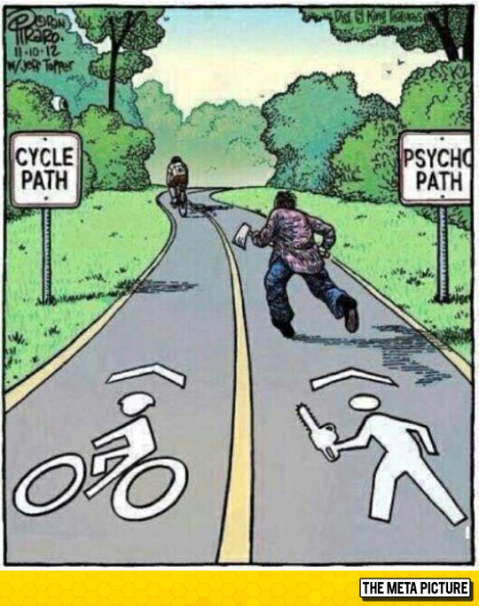funny-cycle-path-psycho-comic