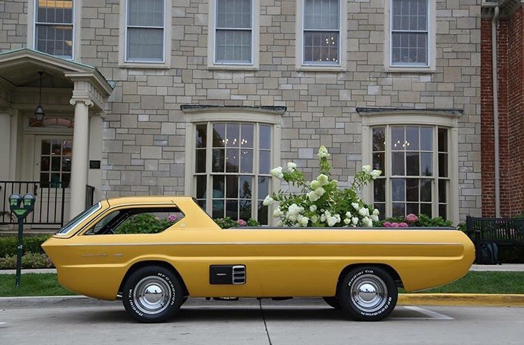 1967 Dodge Deora II custom