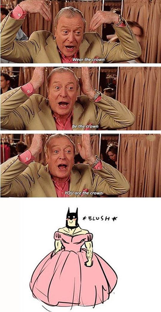 Be The Crown, Mr. Wayne