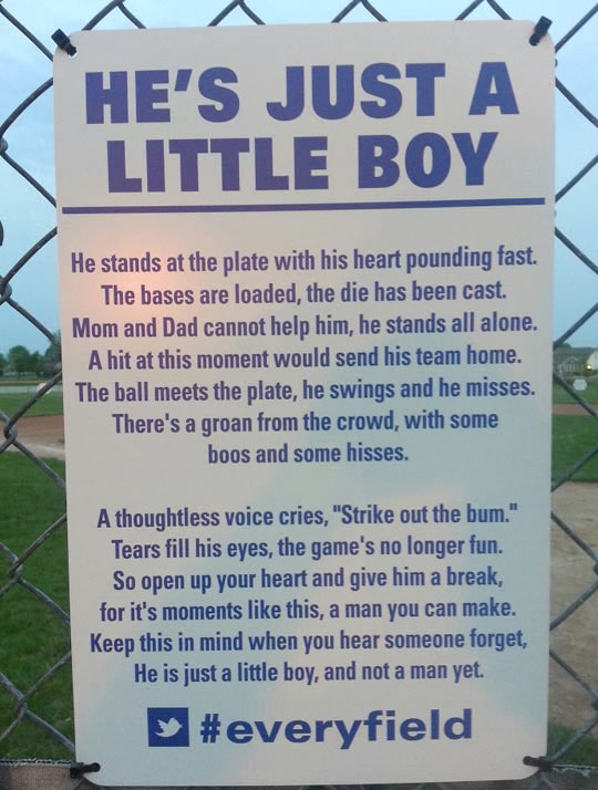 For People Who Lose Their Minds At Little Kids' Games