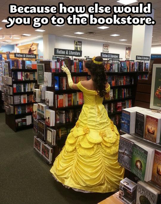 Shopping Like A Princess