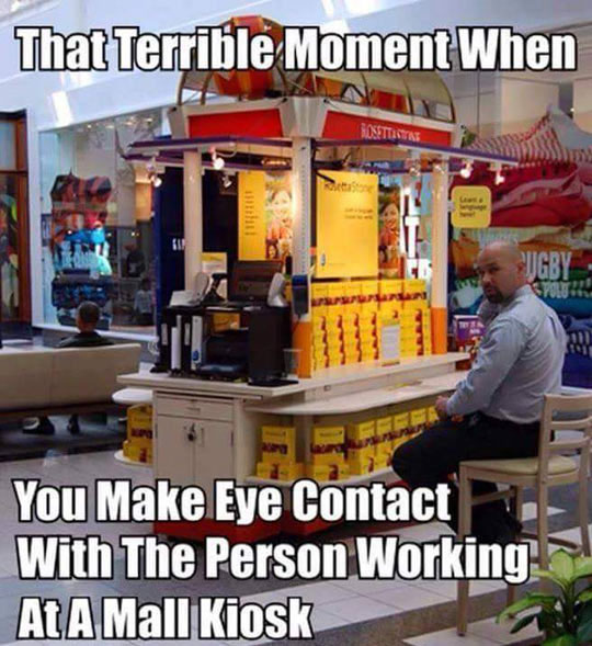 That Terrible Moment