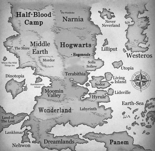 The World I Would Like To Live In