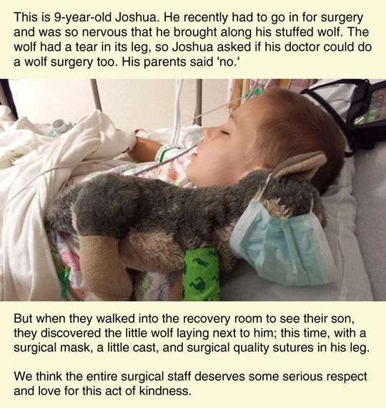 This Medical Team Deserves A Medal
