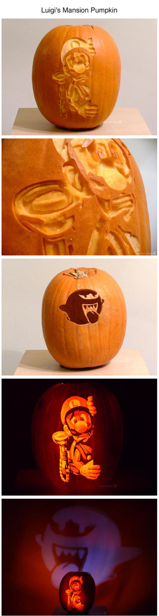 This Pumpkin Is Brilliant, Check Out The Last Picture