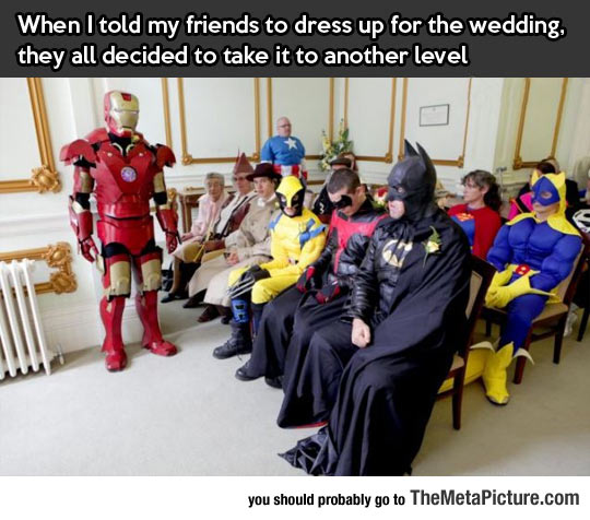 How To Properly Dress Up For A Wedding
