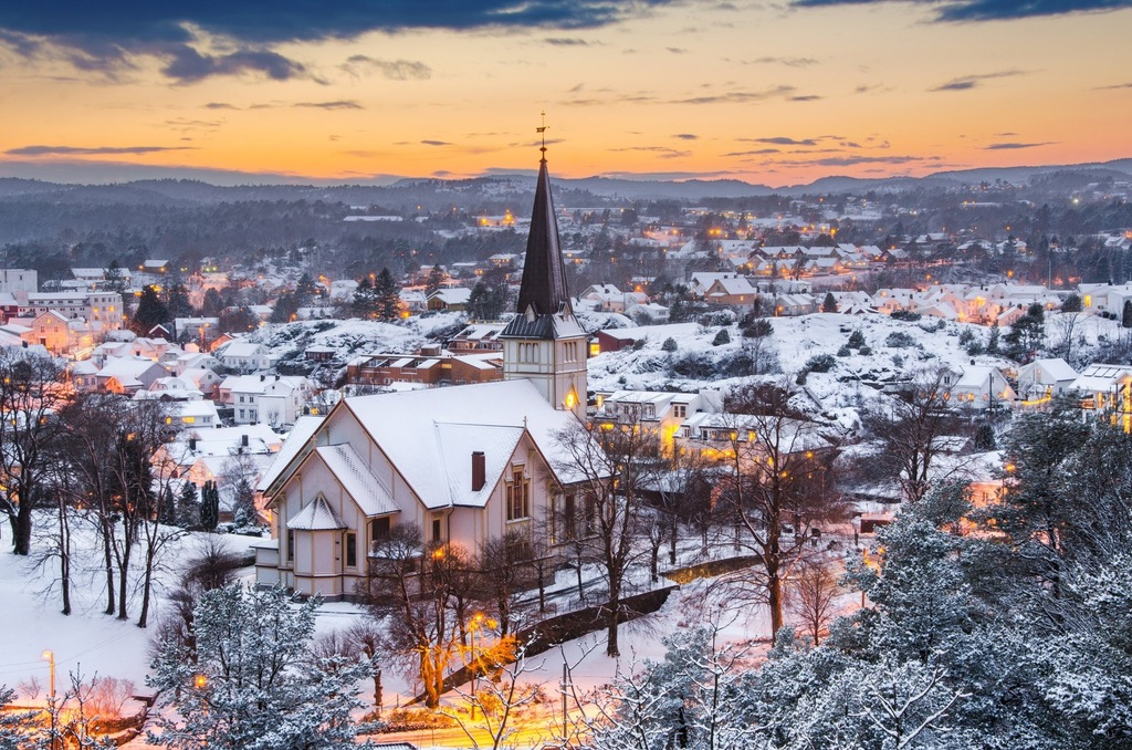 Grimstad, Norway