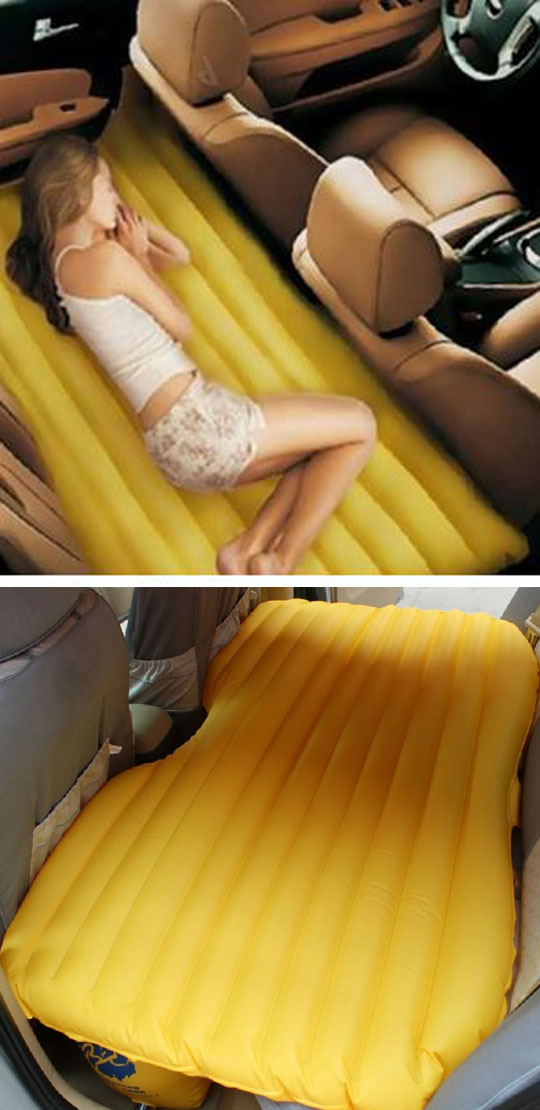 Awesome Idea For Long Roadtrips