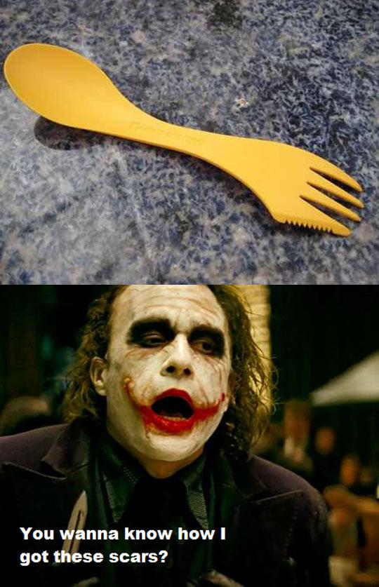 Joker's Cutlery