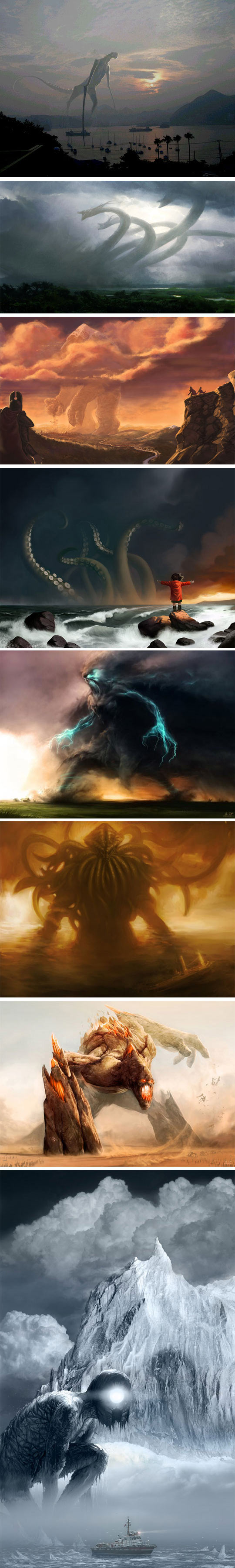 One Day, The Old Gods Will Return
