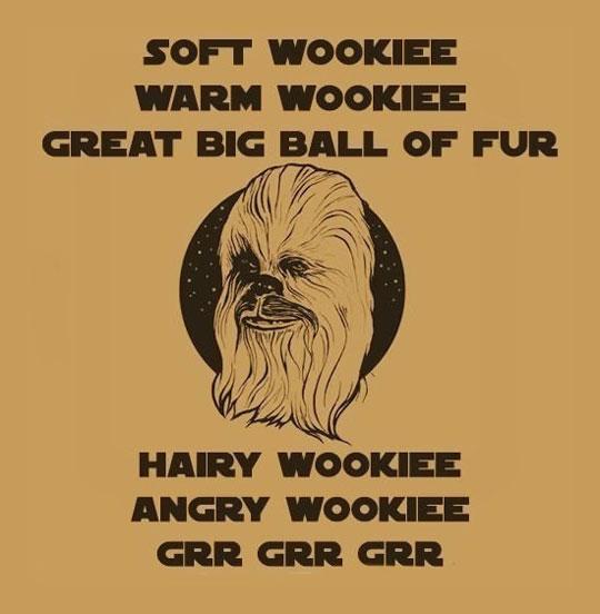 Soft Wookie