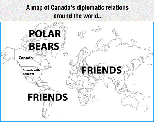 Diplomatic Relations Of Canada