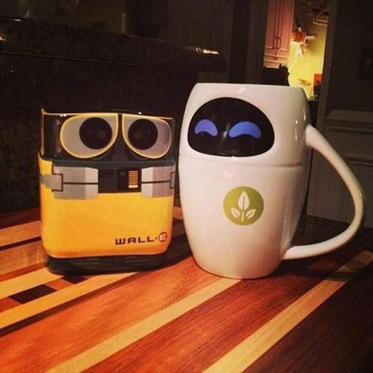 Mugs For Him And Her