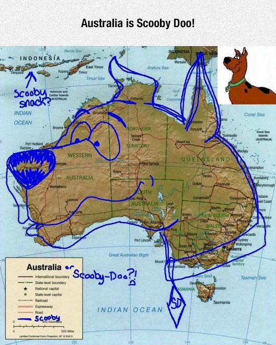 Scooby Dooby Didigri-Doo